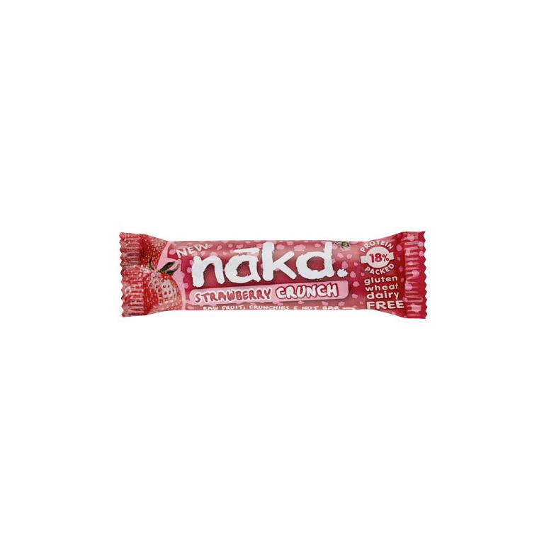 Nakd Strawberry Crunch (30 gram)