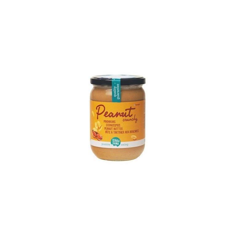 Pindakaas Crunchy ZZ (500 gram)