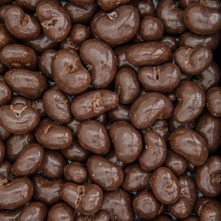 Chocolade Cashewnoten Puur (200 gram)