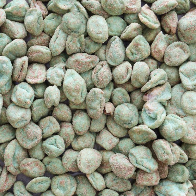 Wasabi Pinda's (180 gram)