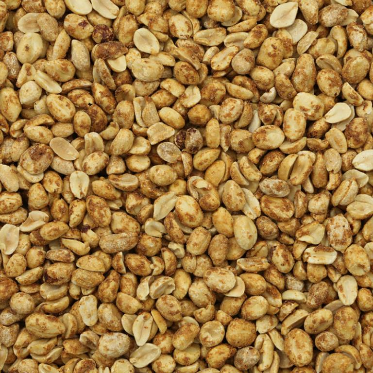 Dry Roasted Pinda's (250 gram)