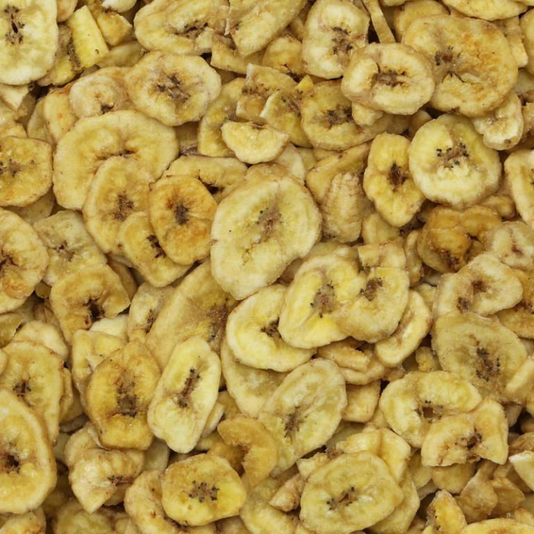 Bananenchips (Biologische)
