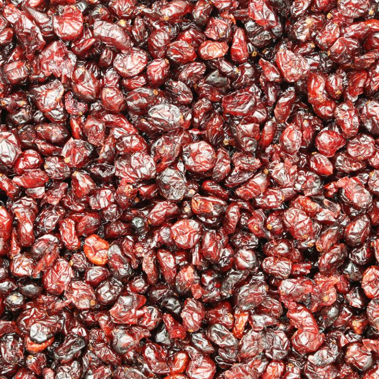 Cranberry's heel