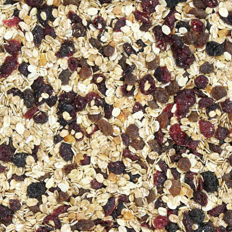 Muesli Cranberry (450 gram)