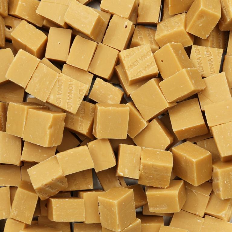 Caramels (Fudge) Vanille (200 gram)