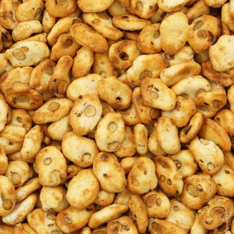 Almond Crackers (90 gram)