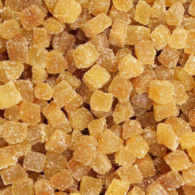 Gember Gesuikerd (200 gram)
