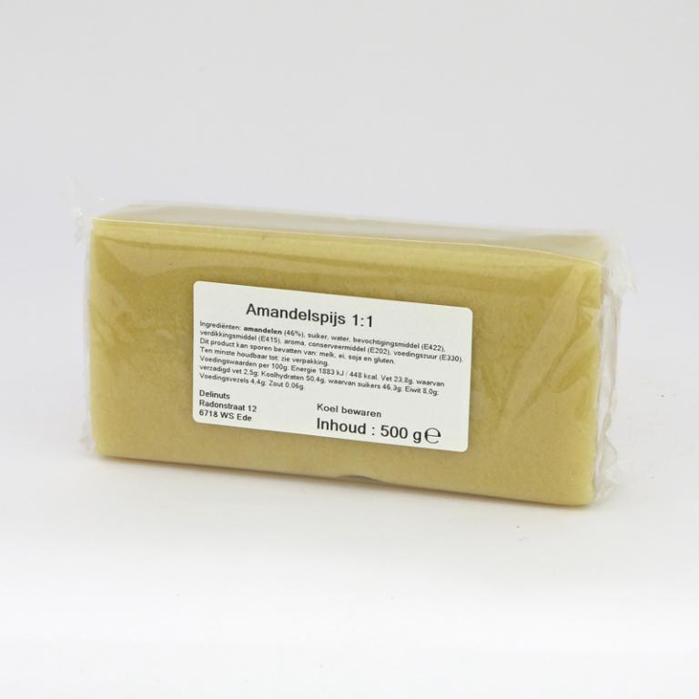 Amandelspijs (500 gram)