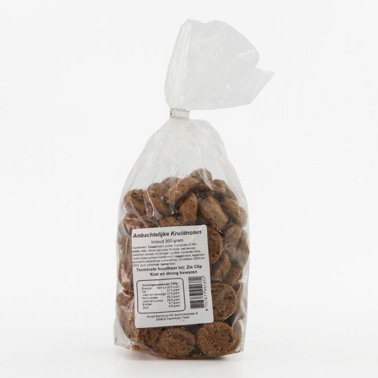 Kruidnoten (300 gram)