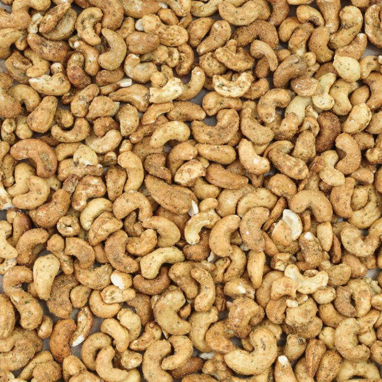 Cashewnoten geroosterd knoflook & rozemarijn