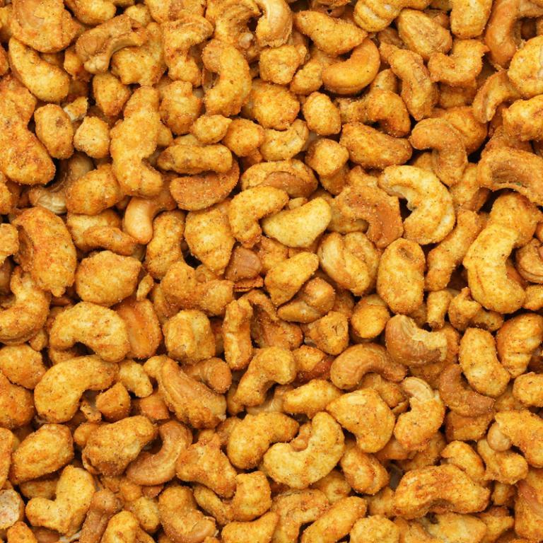 Hot Cashew (200 gram)