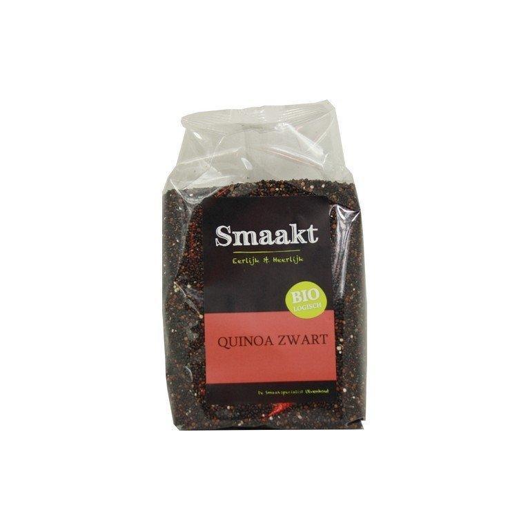 Quinoa Zwart Bio (400 gr)
