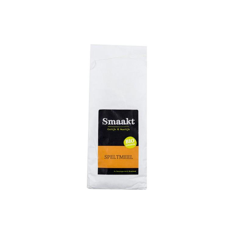 Speltmeel Volkoren Bio (400 gram)