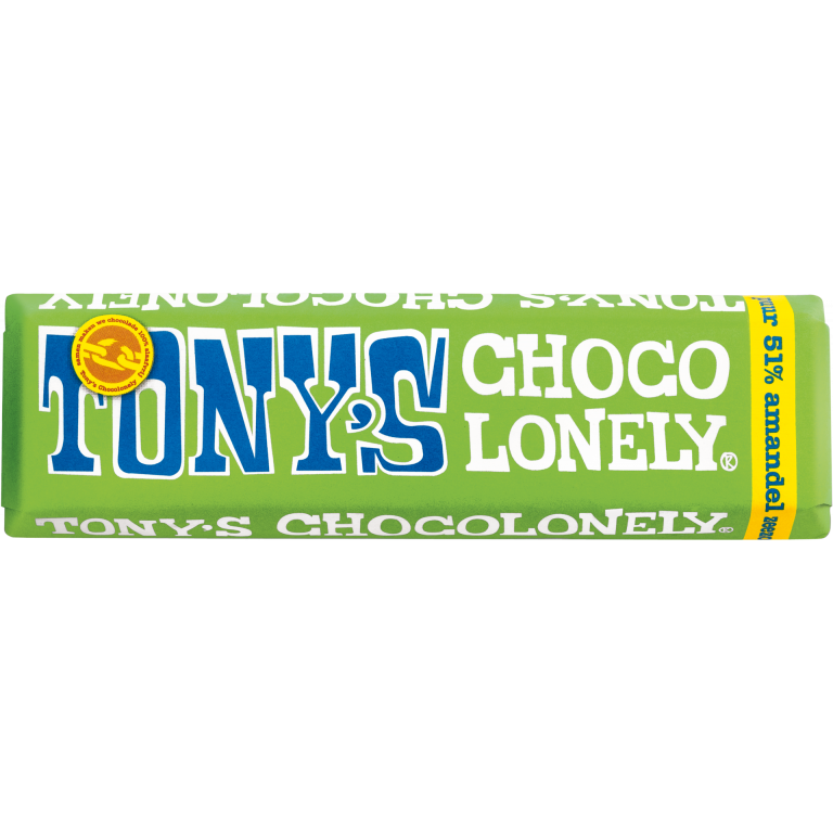 Tony's Chocolonely Puur Amandel & Zout