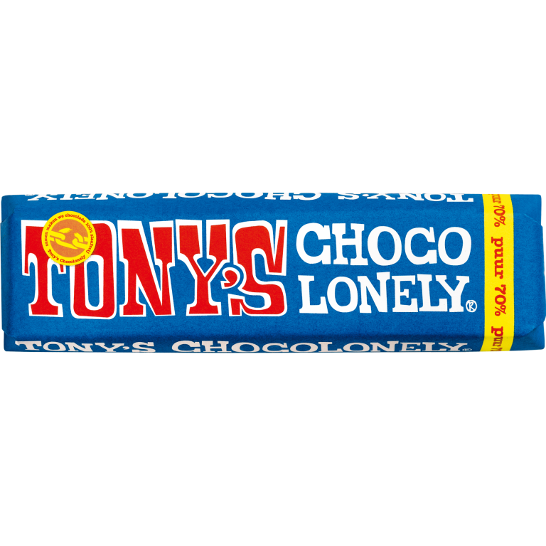 Tony's Chocolonely Pure Chocolade 70%