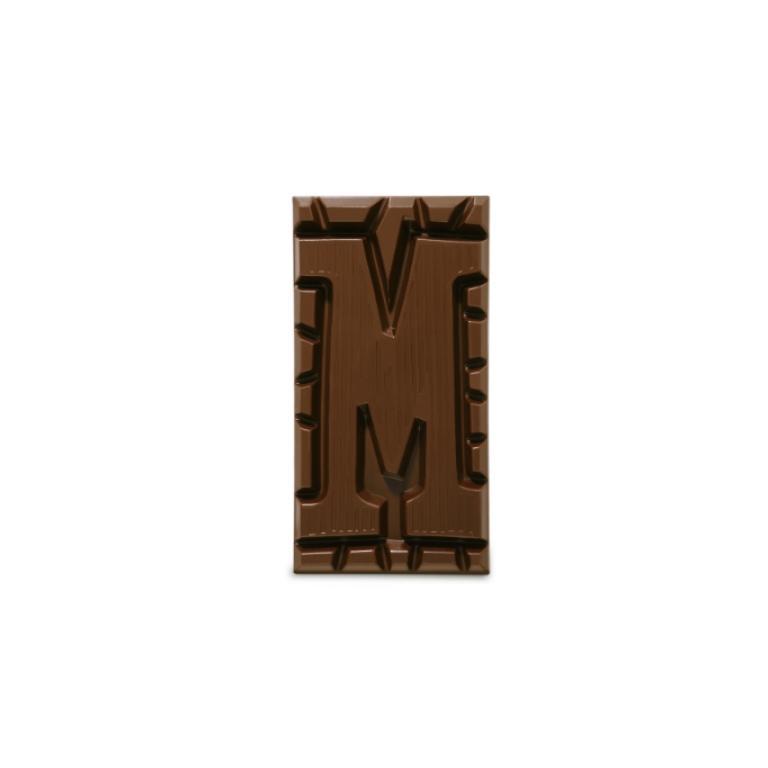 TONY'S CHOCOLONELY melk letter M