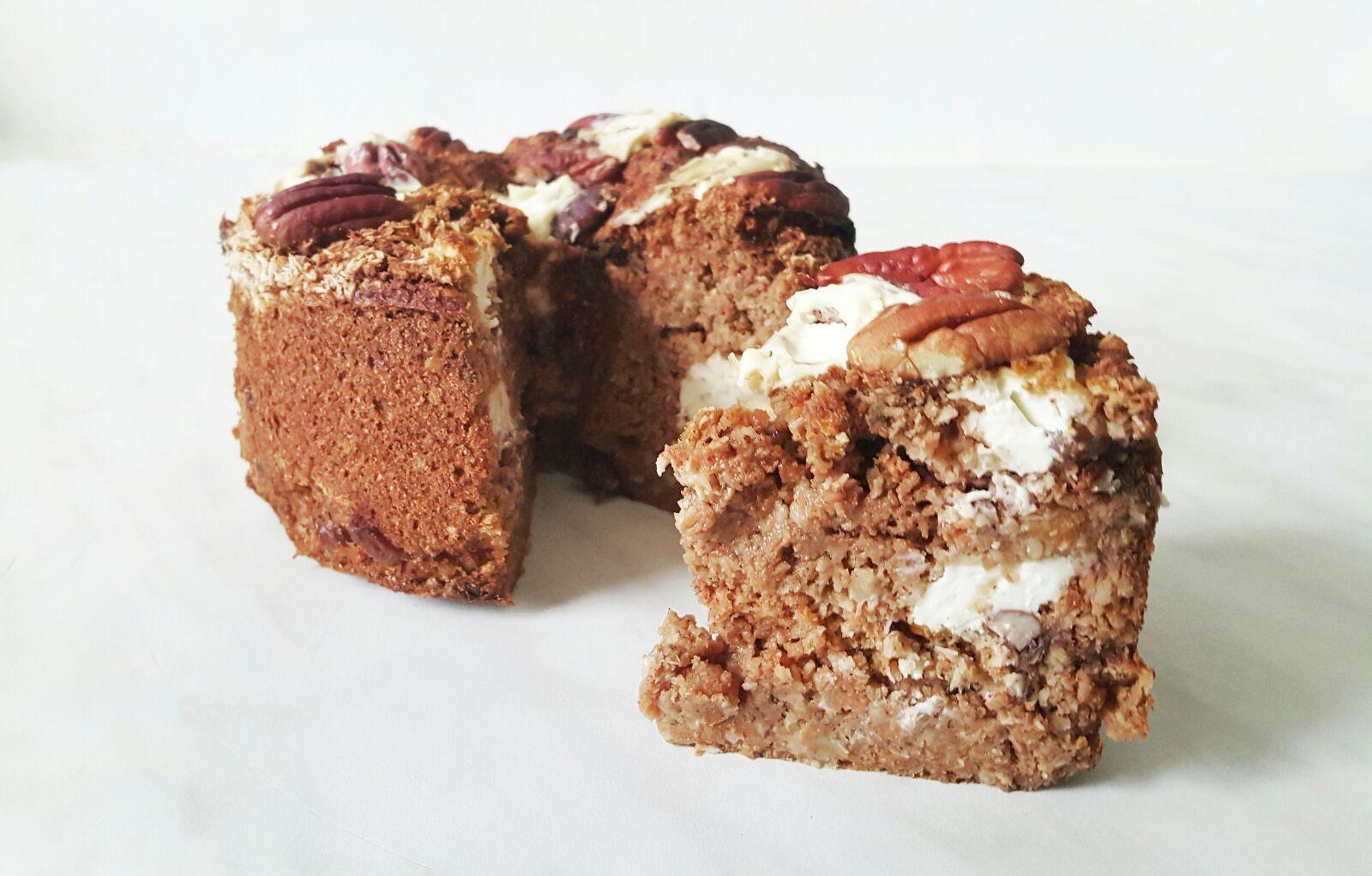 Veggie Carrot Cake Canon