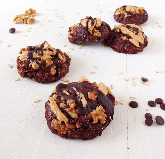 Robuuste Chocolade & Pindakaas Rakkers!