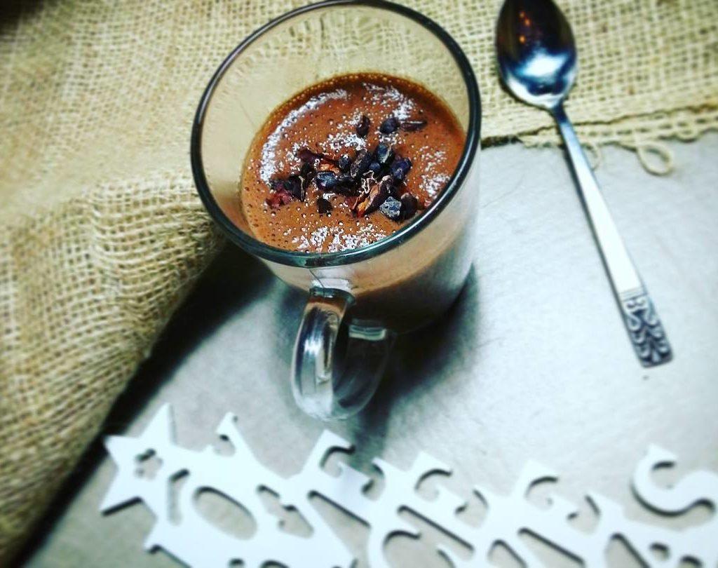 healthy chocolademelk