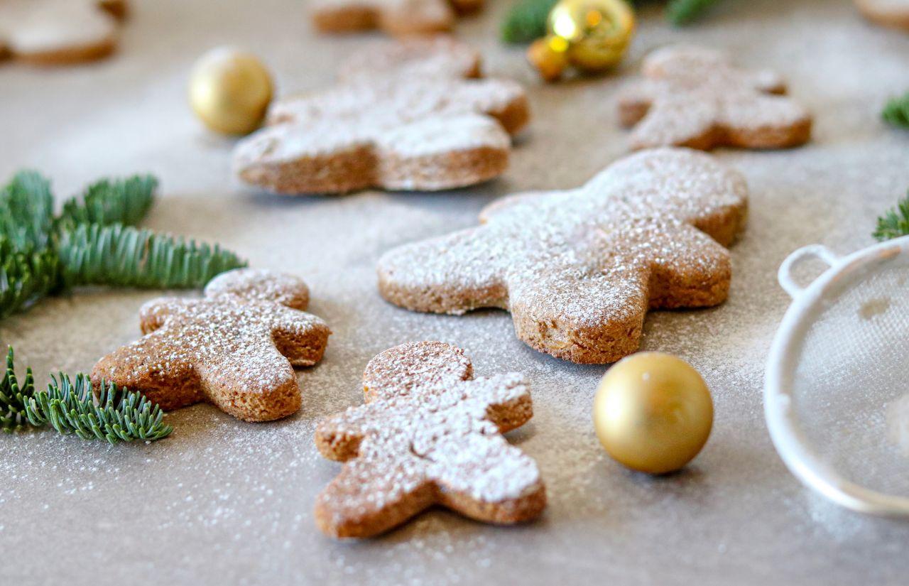 Gezondere gingerbread koekjes