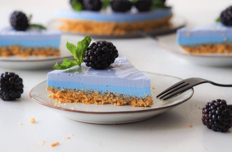 Blue Layer Cake