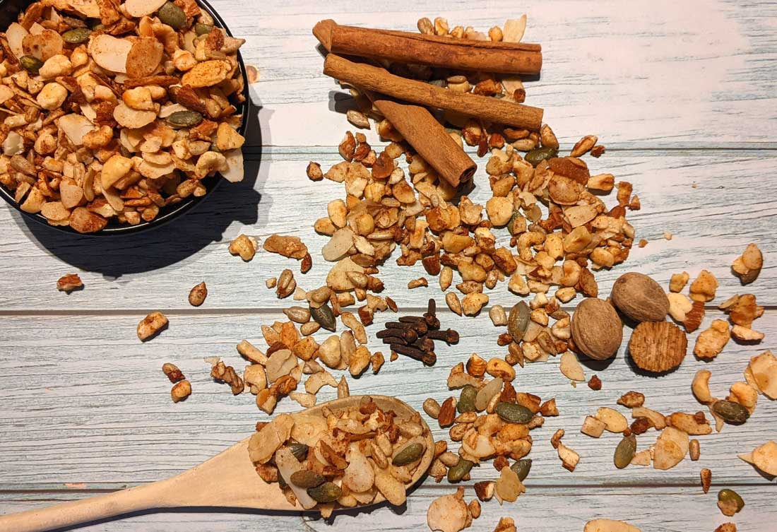Winterse-pan-granola