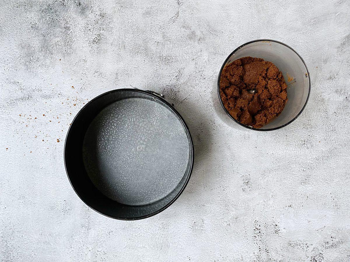Bakvorm voor cheesecake