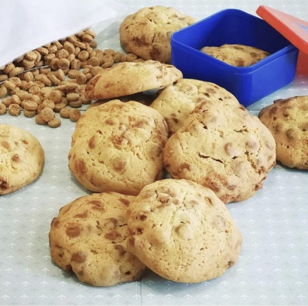 Mini speculoos koekjes